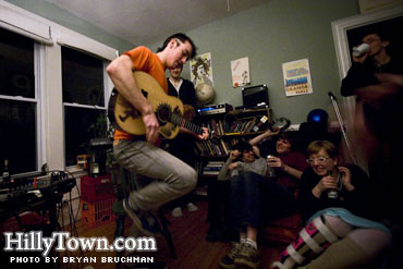 Ryan Whelan @ Jake's - photo by Bryan Bruchman