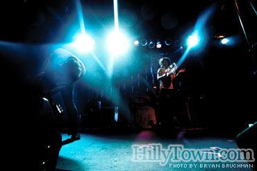 Company Of Thieves at Port City Music Hall - photo by Bryan Bruchman