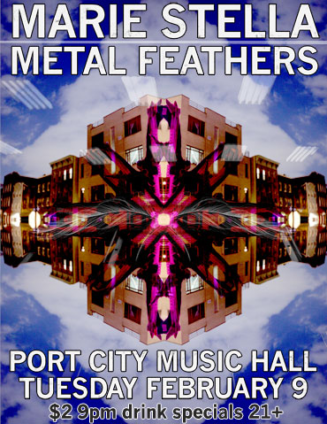 Marie Stella at Port City Music Hall 2-9-10