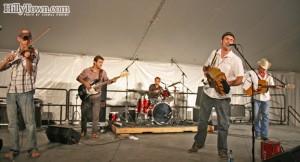 Pine Leaf Boys - American Folk Festival Bangor Maine