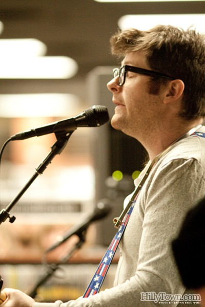 Decemberists at Bull Moose - Scarborough, ME