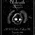 o'death poster by Kris Johnsen