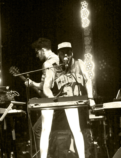 Chromeo performs at Kahbang 2011