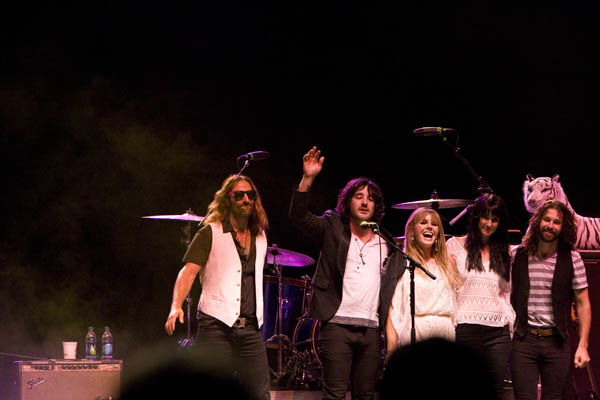 Grace Potter & The Nocturnals - Kahbang 2011