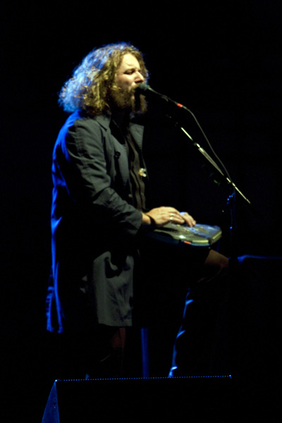 My Morning Jacket performs at Kahbang 2011