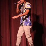 B Aull at Colonial Theater